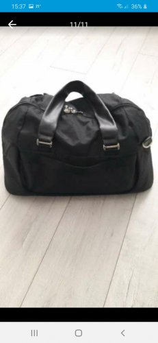 Samsonite Torba weekendowa czarny