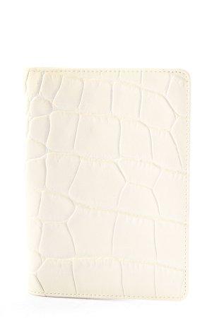 Samsonite Kaartetui wit dierenprint casual uitstraling