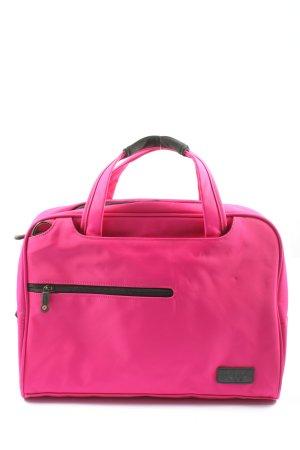 Samsonite Funda para portátil rosa look casual
