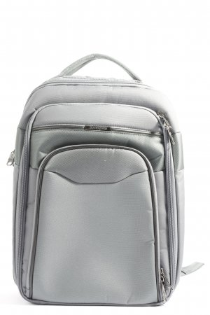 Samsonite School Backpack light grey casual look