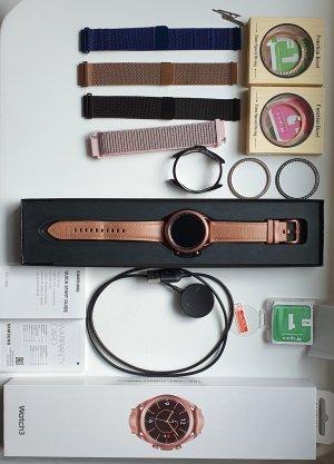 Samsung Galaxy Watch 3 in rosé 41mm wie neu Smartwatch