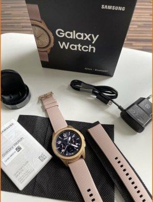 Samsung Digital Watch rose-gold-coloured