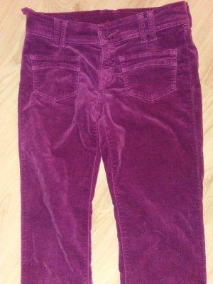 United Colors of Benetton Pantalon de costume multicolore tissu mixte