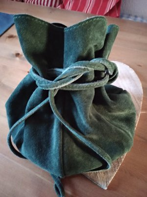 Traditional Bag dark green-forest green