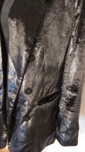 H&M Blazer stile Boyfriend nero