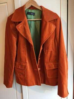 Jake*s Tweed blazer oranje