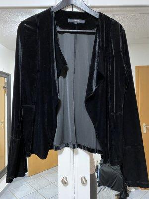 Opus Blazer tejido negro Poliéster