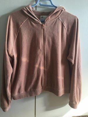 H&M Giacca taglie forti color oro rosa-rosa