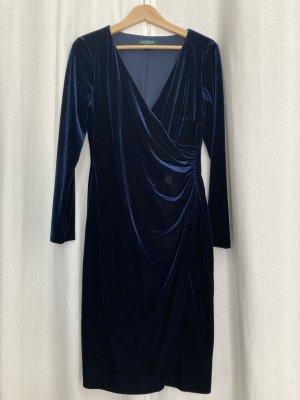 Samt- Kleid Ralph Lauren (neu)
