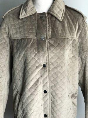 Samt Mantel von Zara