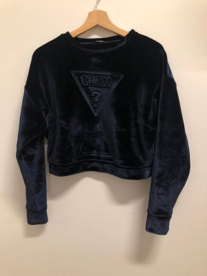 Samt Pullover Guess