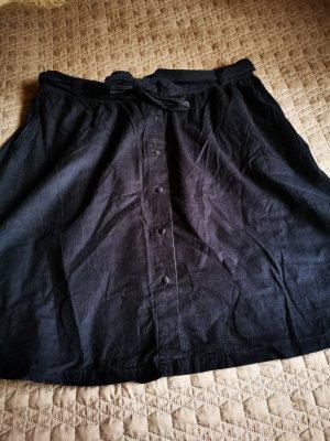 C&A Yessica Flounce Skirt dark blue