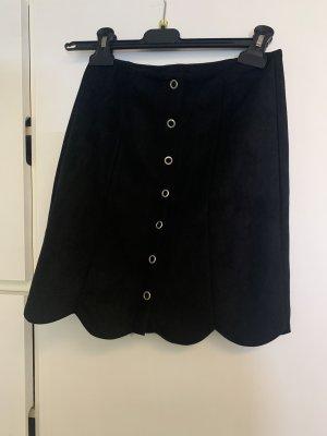 Tally Weijl Jupe plissée noir