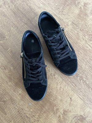 Samt sneaker tommy Hilfiger