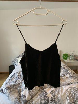 Silk Top black