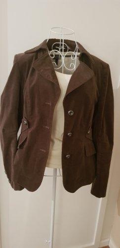 Concept K Jersey blazer bruin