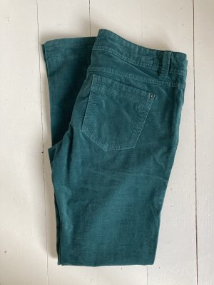 Marc O'Polo Jersey Pants forest green