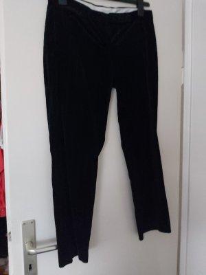 Tommy Hilfiger Jersey Pants black-dark green cotton