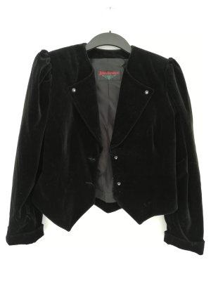Altenbeurer Tradycyjna kurtka czarny