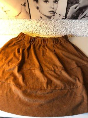 Noisy May Flared Skirt multicolored