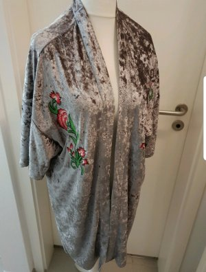 Gipsy heart Kimono grigio