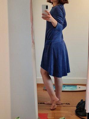 D&C Robe ballon bleu polyester