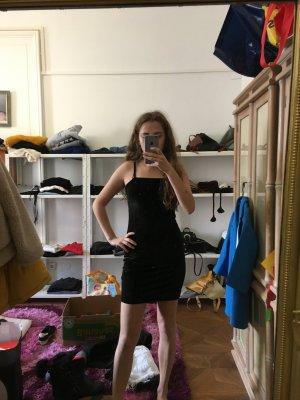 Pull & Bear Tube Dress black