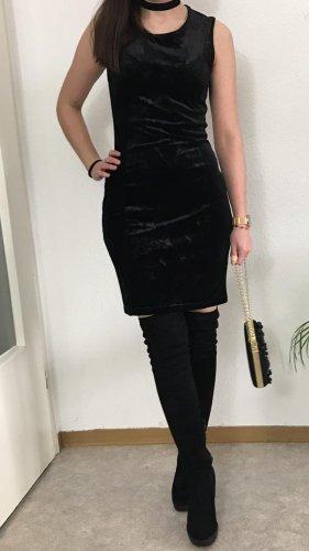 Samtkleid minikleid