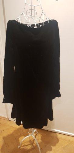Samtkleid, Ralph Lauren