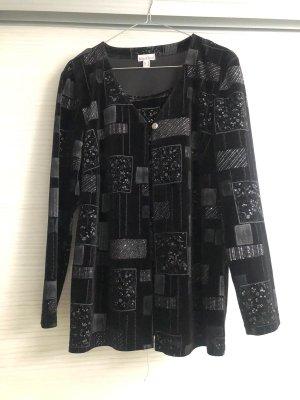 Mac Elton Jersey Twin-Set negro tejido mezclado