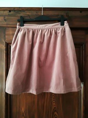 Vero Moda Spódnica w kształcie tulipana stary róż