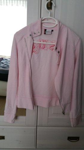 Gsus Cardigan pink-light pink