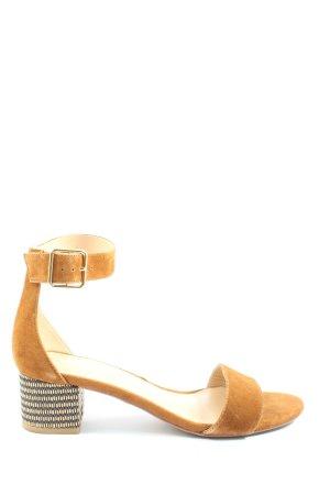 San Marina Platform High-Heeled Sandal graphic pattern casual look
