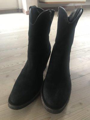 Sancho Boots in Größe 40 - Nubukleder