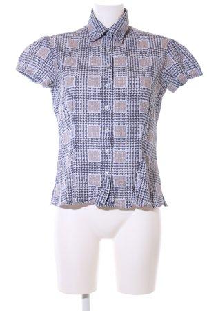 Sand Short Sleeve Shirt allover print business style