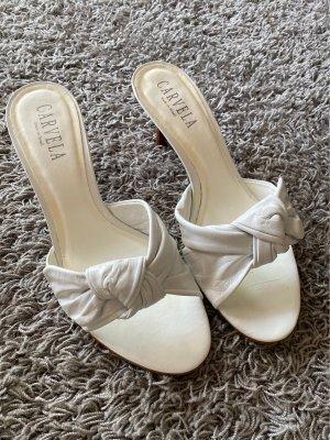 Carvela High Heels white