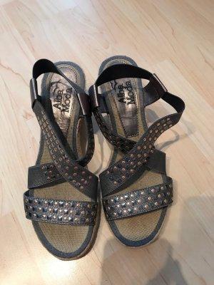 Sandale Alba Moda Gr 38