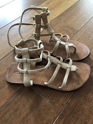 Sandalo romano color carne