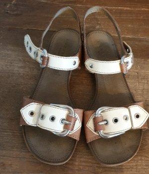 Liebeskind Berlin Comfort Sandals white-light brown
