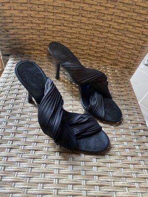 Gucci Sandales à lanière noir
