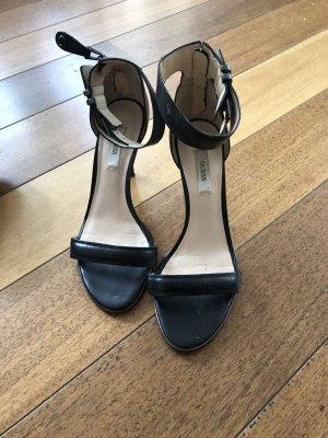 Sandale Guess 37 schwarz