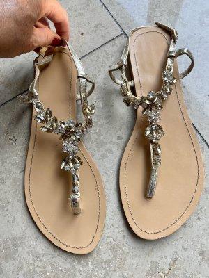 "Sandale im ""Capri-Style"""