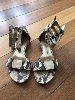 Kennel & Schmenger Strapped Sandals oatmeal-beige