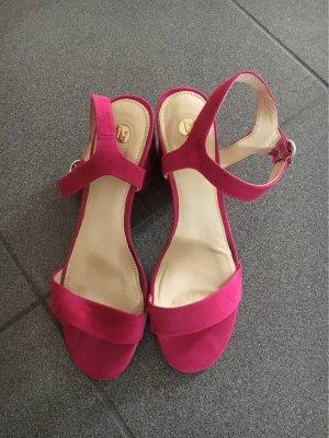 Sandale pink Gr.41