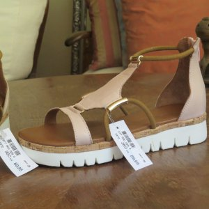 Sandale von Andrea Sabatini Leder (neu) Neupreis 89,- €