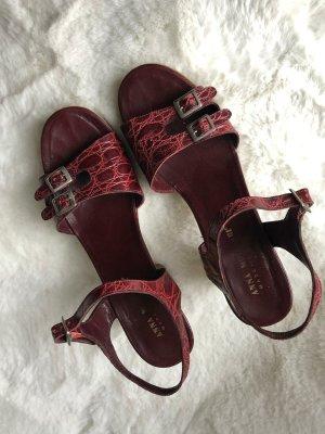 Sandale von Anna Molinari Blumarine