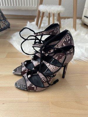 Sandale von Zara, High Heels, Größe 38