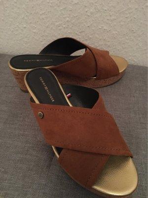 Tommy Hilfiger Denim Comfort Sandals multicolored