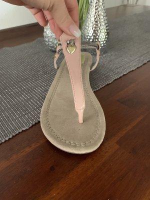 Bruno Banani Toe-Post sandals multicolored