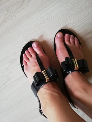 Wilady Beach Sandals black
